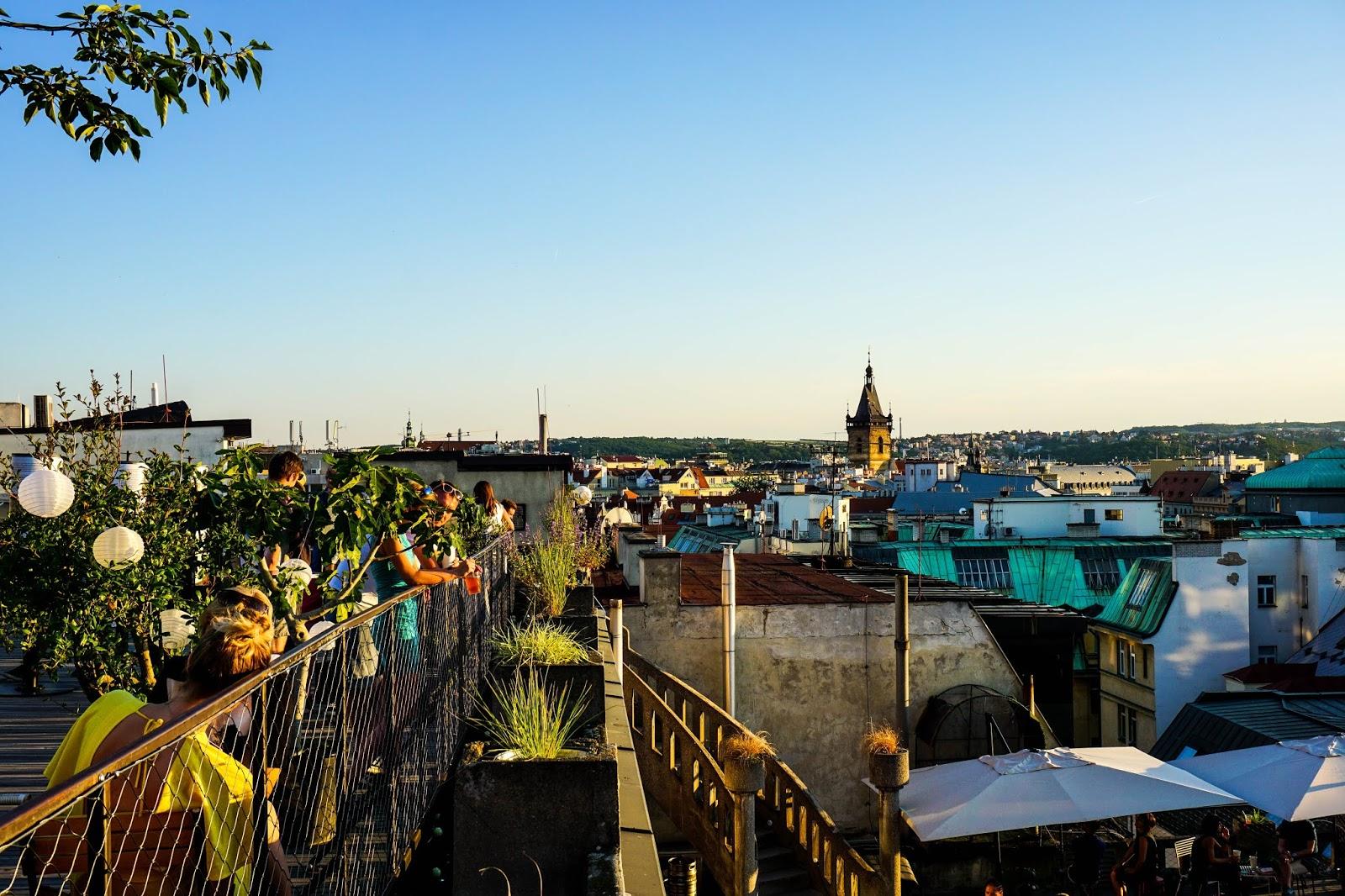 Co robić w Pradze latem?