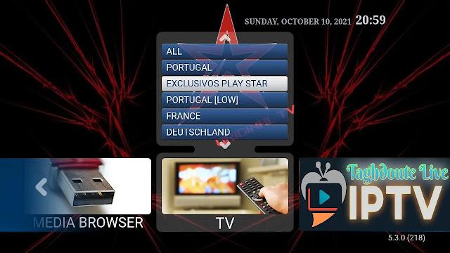 IPTV SMART STB Emulator portal