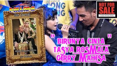 Lirik Dangdut Birunya Cinta - Duet Tasya & Gerry (Cipt. Dayu AG)