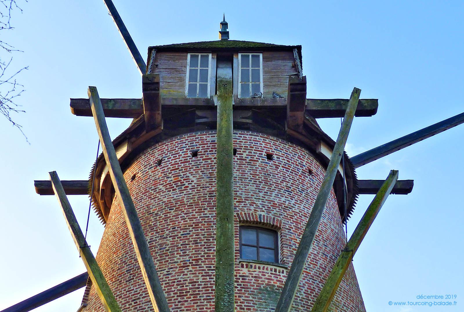 Calotte du Moulin Hollebeke, Halluin.
