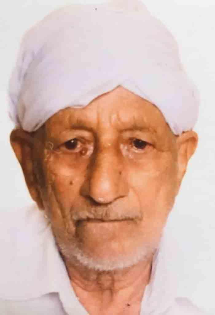 Kuyal Muhammad of Muliyar Mooladukkam passed away