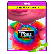 Trolls 2: Gira mundial (2020) AMZN WEB-DL 1080p Latino