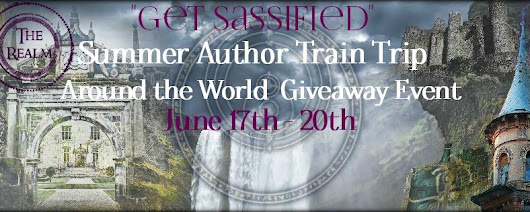 Get Sassified - Summer Author Train Trip