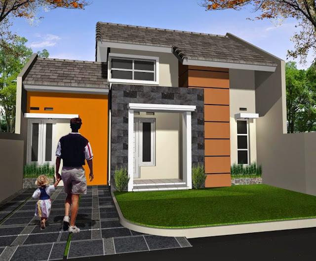 Rumah minimalis sederhana terbaru dan banyak dicari