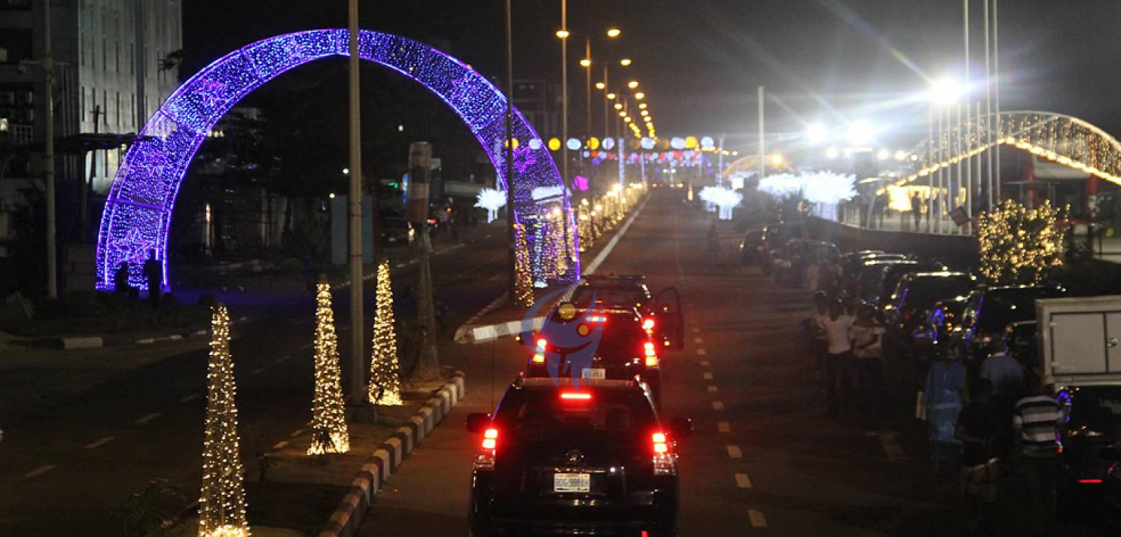 Bat Bus 12 >> In Pictures: Fashola Beautifies Eko Atlantic City Lagos Ahead Of 2015, New Year ...