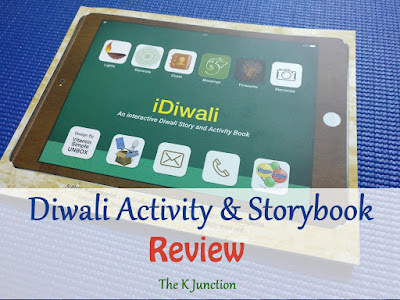 diwali activity story book the k junction review discount