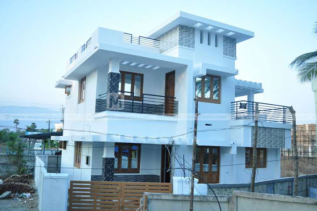 below 30 lakhs budget house plans in kerala