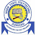 Niger State Polytechnic (NIGERPOLY) 2020/2021 1st,2nd Diploma Admission List