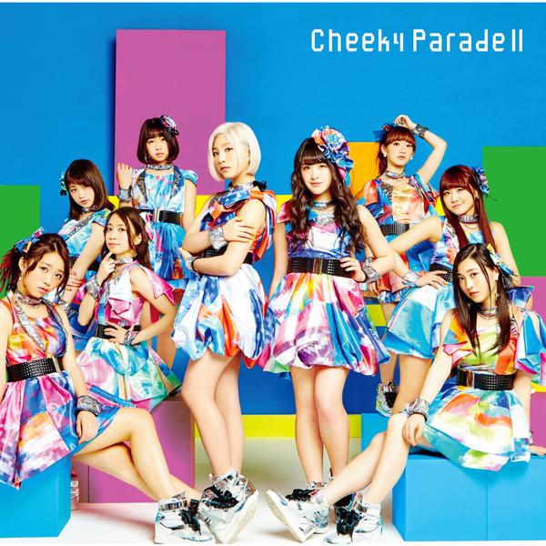 [Album] Cheeky Parade – Cheeky Parade II (2016.06.01/MP3/RAR)