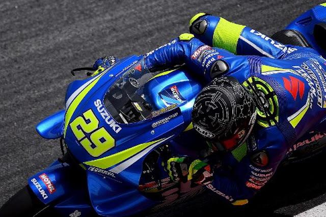 Iannone Kecewa dengan Hasil Balapan MotoGP Qatar