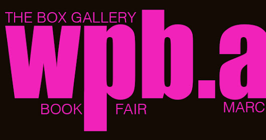 The West Palm Beach Alternative Book Fair 2018