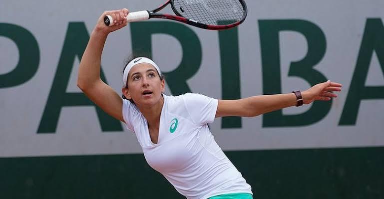 إيناس إيبو تتأهل إلى الدور الربع النهائي لدورة المنستير لتنس (الأسبوع السادس)