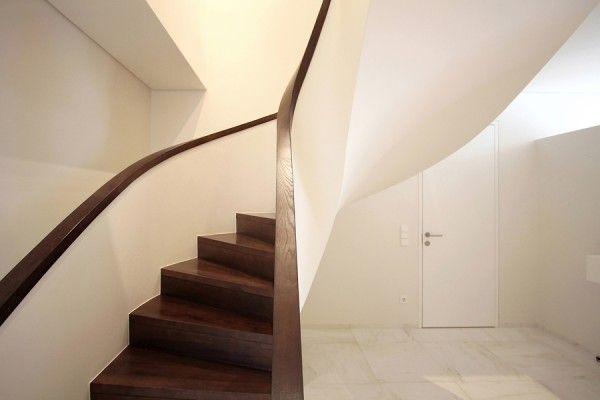 structural design of staircase