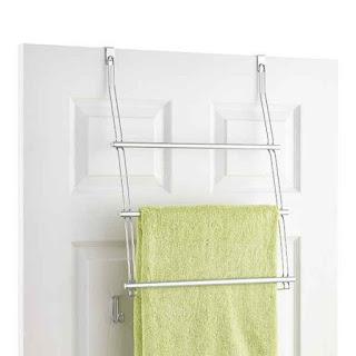 Mengeringkan handuk yang Basah