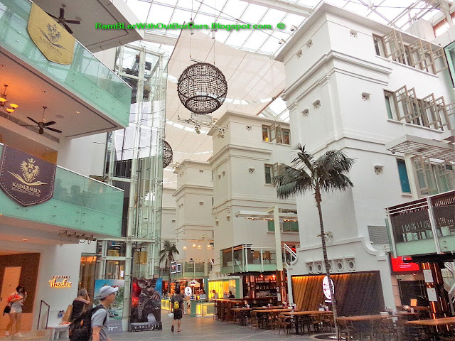 Interior, Capitol Theatre and Piazza, Singapore
