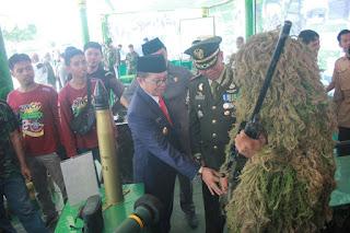 Fachrori Apresiasi TNI Garda Terdepan Penjaga Kesatuan NKRI
