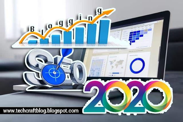 10 Blogging SEO tips for 2020