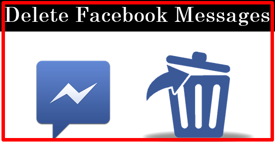Facebook Delete All Messages   How to Delete a Facebook Messages