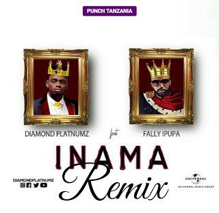 AUDIO < Diamond Platnumz Ft Fally Ipupa _ Inama (Remix) By Tu Fear Zimbabwe MP3