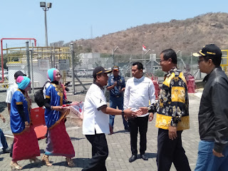 Gubernur Yakinkan Kemenhub Setujui Dermaga Lalar Jadi Dermaga Umum