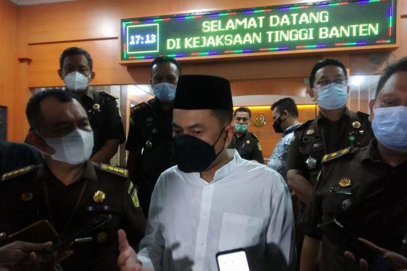 Masker Dikorupsi, Pejabat Dinkes Banten Ramai-ramai Mengundurkan Diri