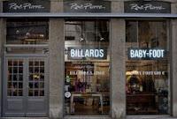 magasin d'usine de babys foot et billards René Pierre