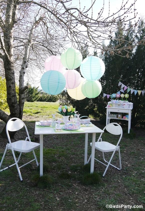 Fête de Pâques | Brunch et Chasse aux Oeufs | BirdsParty.fr