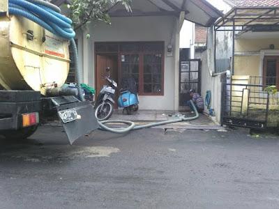Sedot WC di Cianjur
