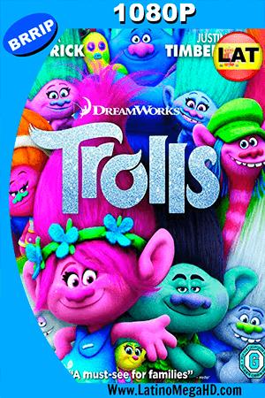 Trolls (2016) Latino HD 1080P - 2016