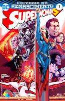 DC Renascimento: Superwoman #1
