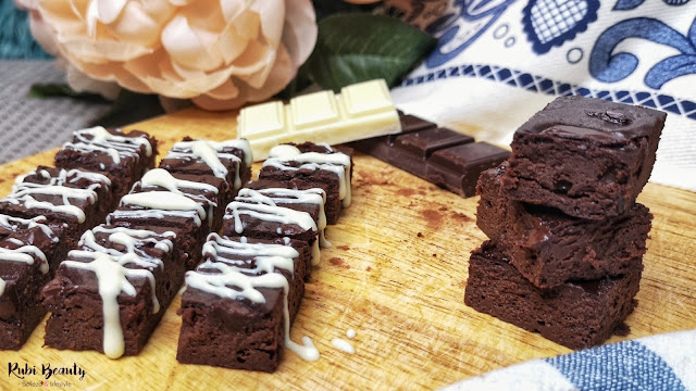 Brownie rápido sin harinas