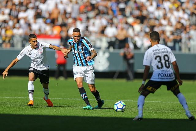 03d1c68c36ef7 O Corinthians viu seus reservas mostrarem uma intensidade surpreendente na  manhã deste domingo