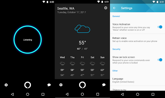 Moto Alexa Application is now available, download here