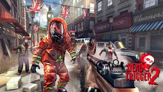 لعبة Dead Trigger 2.