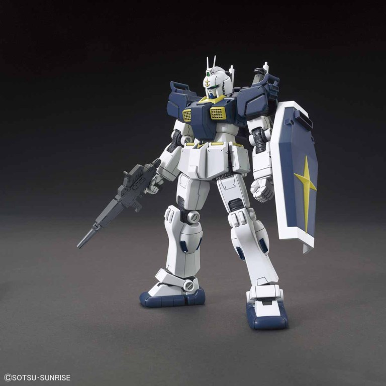 HG 1/144 Ground Gundam Type S [Gundam Thunderbolt ver.]