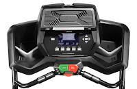 Bowflex TC200's console, image