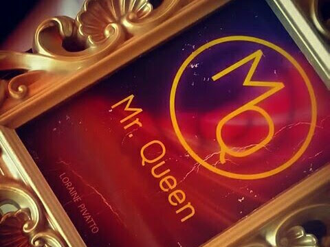 Resenha: Pseudônimo Mr. Queen - Loraine Piavatto por Lu Days