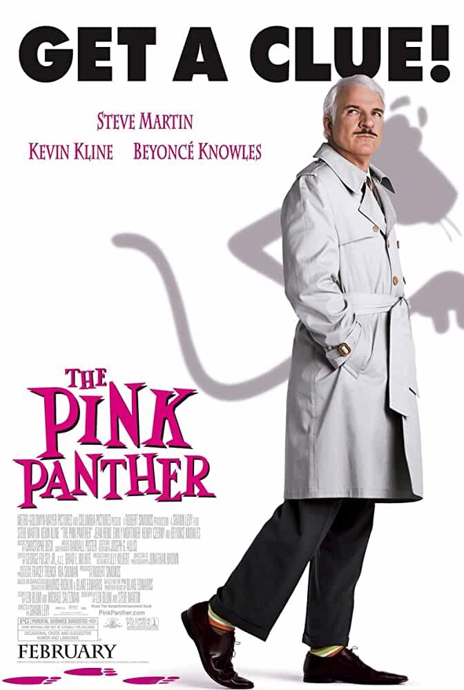 The Pink Panther 2006 480p 300MB BRRip Dual Audio