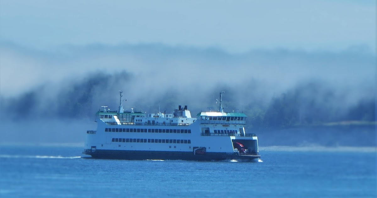 Whidbey Island Ferry Schedule