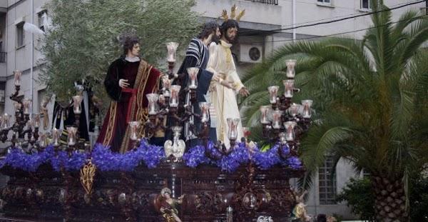 La Agrupacion Musical Cristo de Gracia de Córdoba tocará en el 2020 en la HErmandad del Amor de Jaén