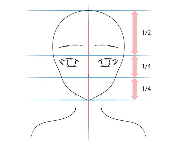 Gambar hidung gadis anime cantik