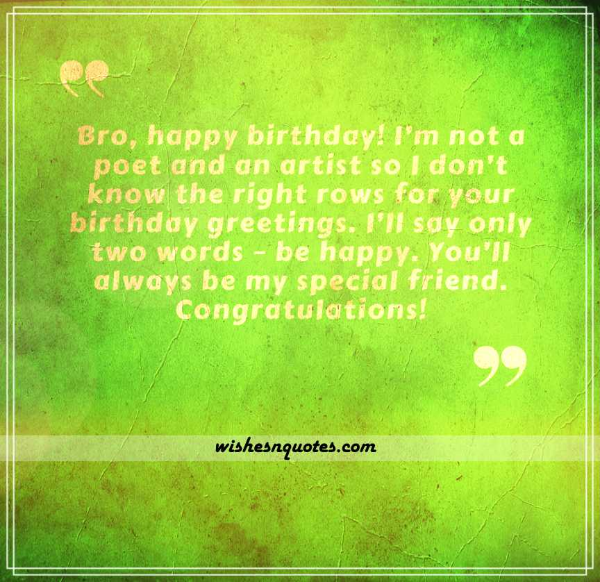 70 Happy Birthday Wishes For Best Friend Male Images Hd