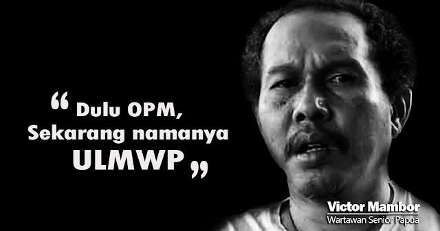 ULMWP adalah Roh OPM - Dulu OPM, Sekarang Namanya ULMWP