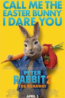 Peter Rabbit: Conejo En Fuga (2021) HD 1080P Latino [GD-MG-MD-FL-UP-1F] LevellHD