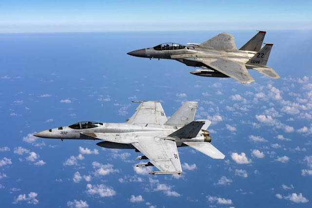 US sale F15 F18 Indonesia