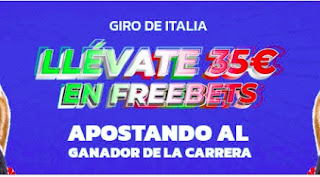 Mondobets promo Giro de Italia  2021