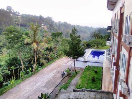 Santa Monica Hotel Bogor