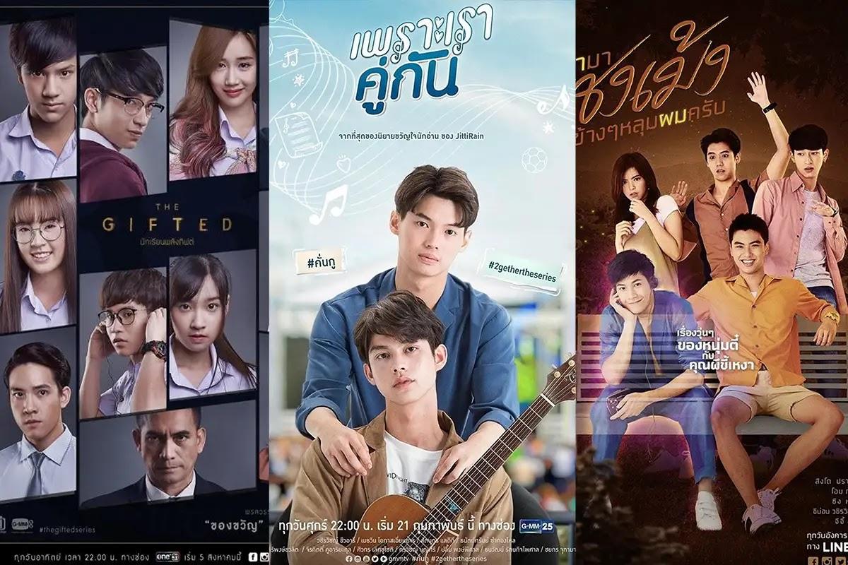 index of Thai Drama series