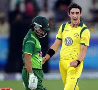 Pakistan vs Australia 3rd T20I 2012 Highlights