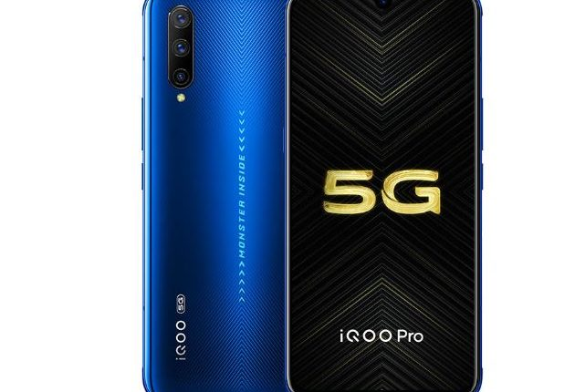 Vivo IQOO Pro And IQOO Pro 5G Official Specifications